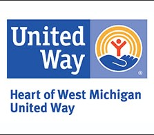 Heart of West Michigan United Way logo
